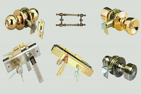 các loại khóa cửa