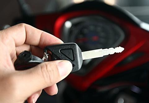 Làm chìa khóa cho xe máy giá rẻ
