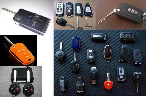 Các loại chìa khóa xe máy