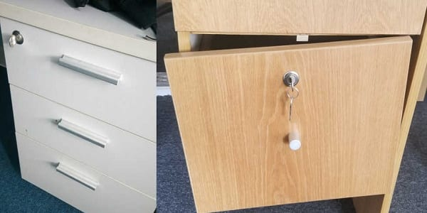 cách mở khóa tủ quần áo khi mất chìa khóa