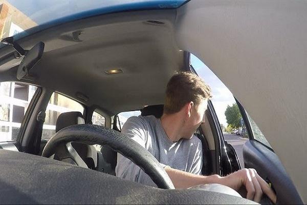 Mở xe an toàn