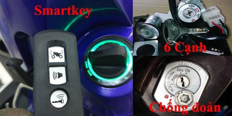 Chìa khóa smartkey
